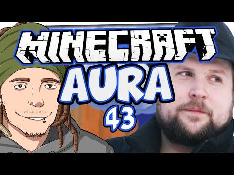 MINECRAFT: AURA ☆ #43 - ARBEITEN? NEIN, DANKE! ☆ Let's Play Minecraft: Aura
