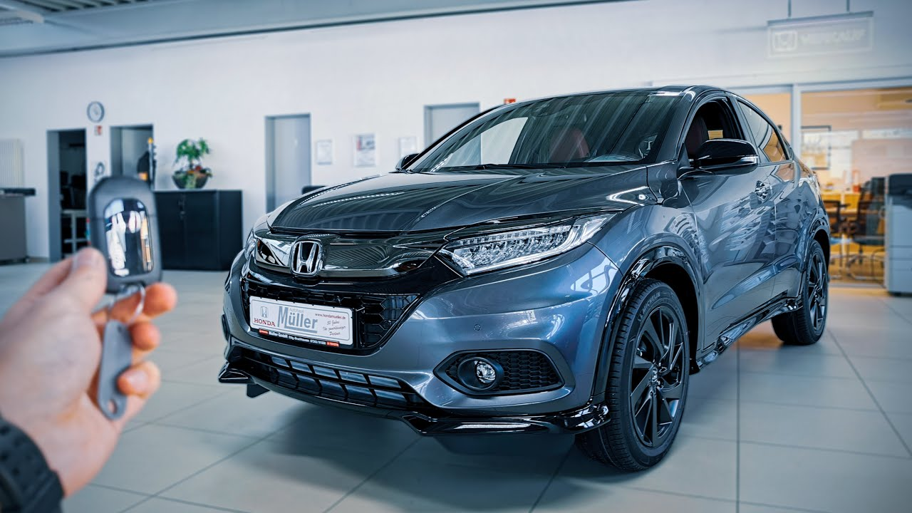 2020 Honda HR-V First Drive