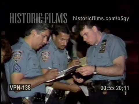 GYPSY CABBIE HOMICIDE 178 STREET & RYER AVE, BRONX, WEST BRONX - 1989