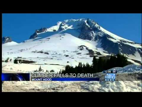 Climber dies after Mt. Hood fall; rescuers still on mountain