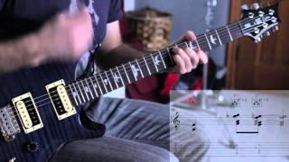 Обучение игре на гитаре. Урок 7. Как играть блюз.(В видео уроке рассказывается, как играть аккомпанемент к классическому блюзу и рок-н-роллу в тональности..., 2013-02-21T20:40:50.000Z)