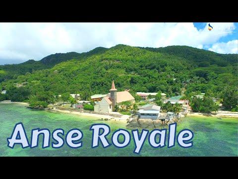 """Strand """"Anse Royale"""" auf Mahé (Seychellen)"""