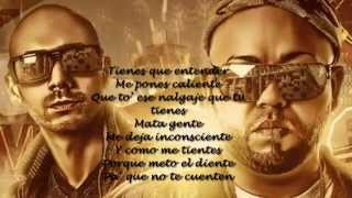 Tony Lenta Ft Ñejo - A su Disposicion  ♪ Letra/Lyrics ♪ Estreno Official 2014