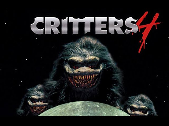 CRITTERS 4 - Trailer (1992, English)