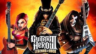 GUITAR HERO 3 AO VIVO