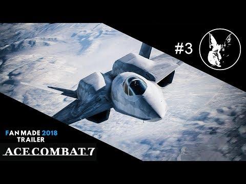Net-Zone| Ace Combat 7 Fan made Trailer OST (Armed Machine)