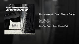 Wiz Khalifa - See You Again ft. Charlie Puth (Audio)