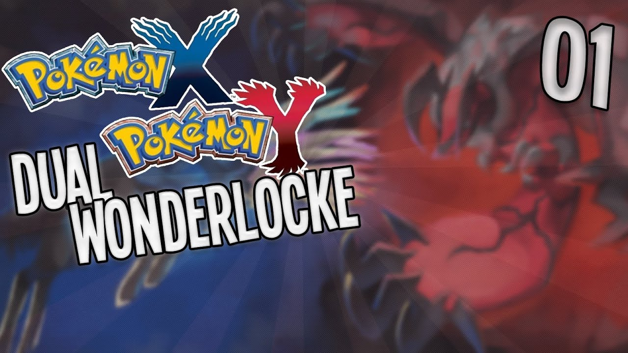 Download Pokemon X and Y Wonderlocke Dual Play Co-Op Part 1 - DEATHS ALREADY?! GOOD, BAD, LUCKY