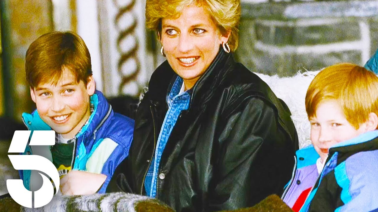 How Prince William & Prince Harry Saw Their Parents Divorce   Diana: A Mother's Love   Channel 5