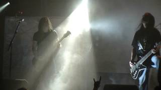 Carcass - Unfit for human Consumption live @ 013 Tilburg (NL) 2013-nov-08