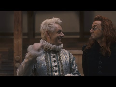 Aziraphale Being A Delight For Too Many Minutes || Good Omens