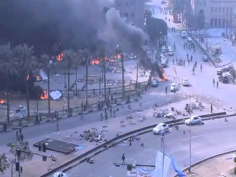 EgyArmy Storm Tahrir | Dec 17th | الجيش المصري يقتحم ميدان التحرير