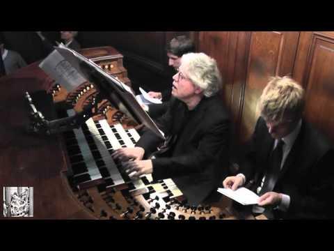 Saint-Sulpice organ, Daniel Roth plays Ad Nos, Liszt (audition 22 September 2013)