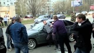 ДТП г.Димитровград 27.04.2013