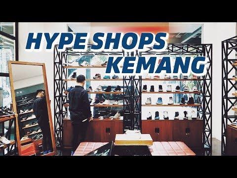 HYPE SHOPS DI KEMANG + DAPET SNEAKERS GRATIS!! (Bahasa Indonesia)