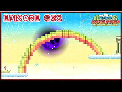 Super Paper Mario - Search For The Orbs, The Rainbow Road - Episode 38