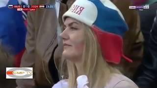 ملخص مباراة مصر و روسيا 2018 Summary of the match between Egypt and Russia