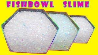 FishBowl Slime Yapımı, Super Crunchy Slime, Jokerleme