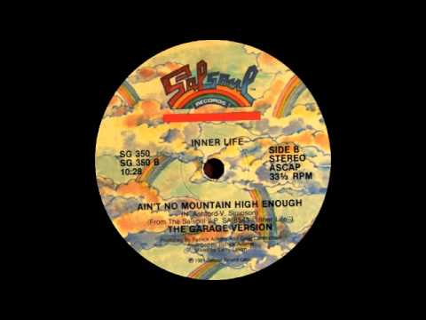 Inner Life ft Jocelyn Brown  Aint No Mountain High Enough Salsoul Records 1981
