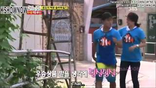 RM Monday Couple Jjang Kang Gary   Song Ji Hyo MV 03