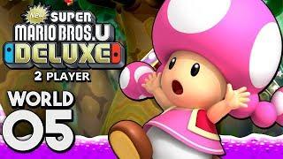Super Mario Bros U Deluxe Soda Jungle 2 Mb3 تحميل قناة الموسيقى