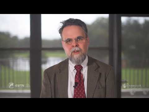 'Silence is the Language of God' - Dr Peter Kwaniewski