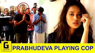 Prabhudeva Next is Cop Story | AS Mugilan | Nivethapethuraj | Magendran | Suresh Menon 118 views