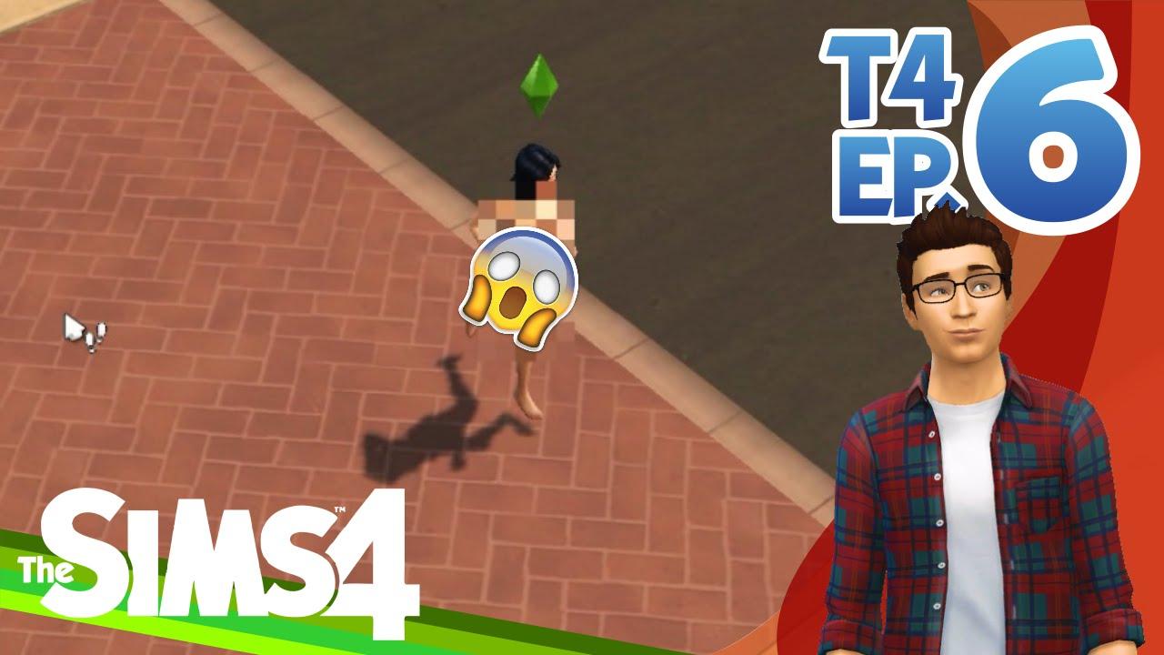 Sims 4 Con Fritosaurio Donde Esther Está Desnuda Ep 6 Temp 4