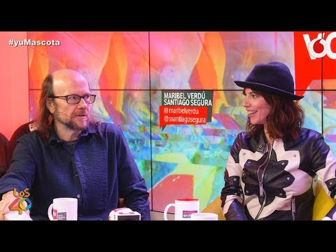 Maribel Verdú y Santiago Segura hablan sin rodeos yuMascota