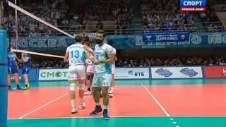 Видеотрансляция матча «Динамо-Москва» - «Зенит-Казань» 3 матч Б
