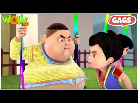 Jintu Gags - Vir Compilation Part 5 - 30 Minutes of Fun - Live in India As seen on Nickelodeon