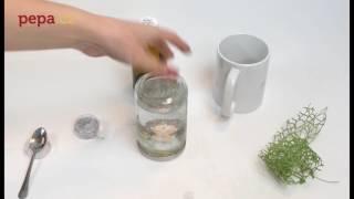 Jak si vyrobit sněžítko - DIY