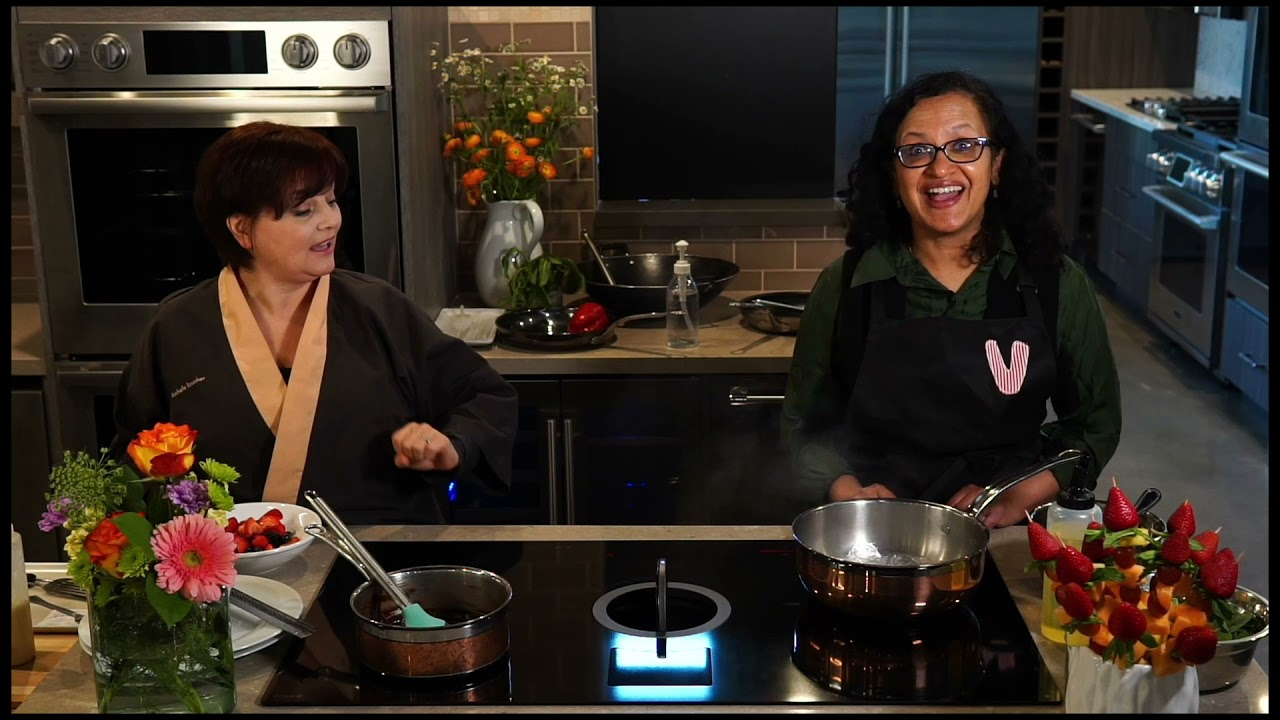 Earth and Arbor Day 2021: Induction Cooking