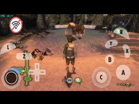 Top 10 Dolphin Emulator Games For Android Gamecube HD Part1