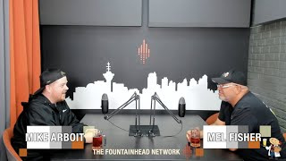 The Fountainhead Network Presents PoCommunity Episode 25: Mel Fisher from The Draft Doctor
