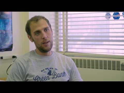 Green Bank Scientist Ryan Lynch Talks Giant Telescopes