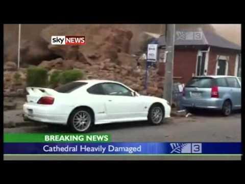 New Zealand Quake Kills 65 And Traps Hundreds