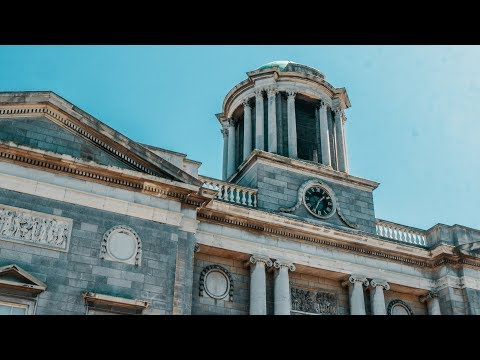 Dublin - Hyperlapse in 4k