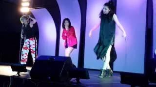 Saturday, July 2, 2016, Dancing Dolls performed at the JPOP Dance B...