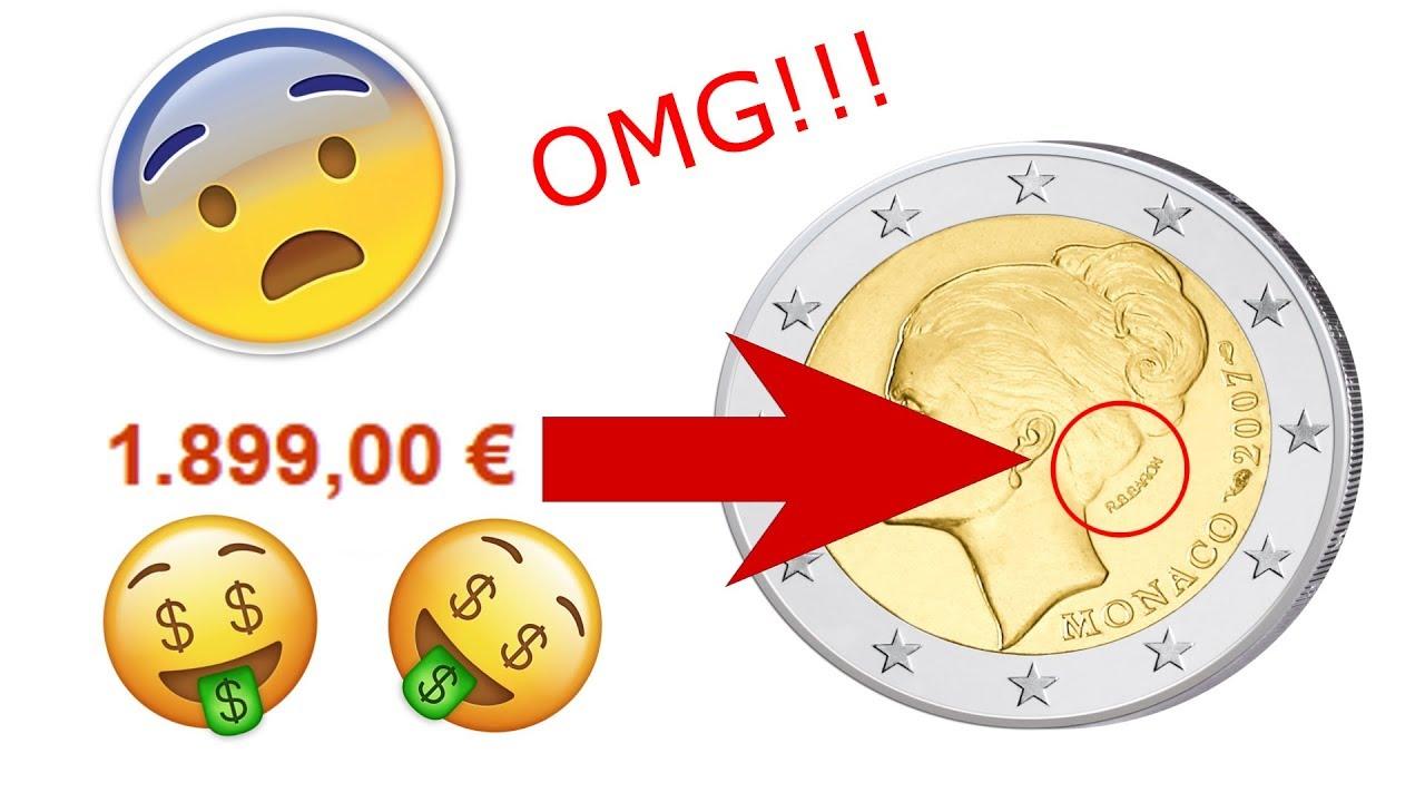 Diese 2 Euro Münze Macht Dich Reich Kein Fake Youtube