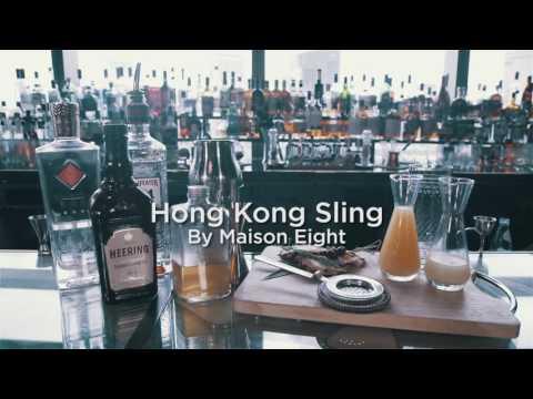 Hong Kong Signature Cocktail