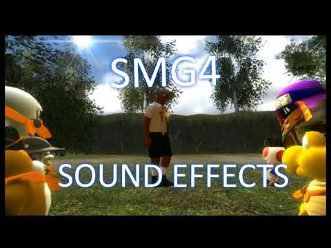 SMG4 SOUND EFFECTS - HOLY SHIT! (JONTRON)