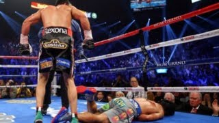 Did Romney's Pep Talk Knock Pacquiao Out?