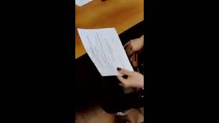 снято в загсе)подали заявление на брак