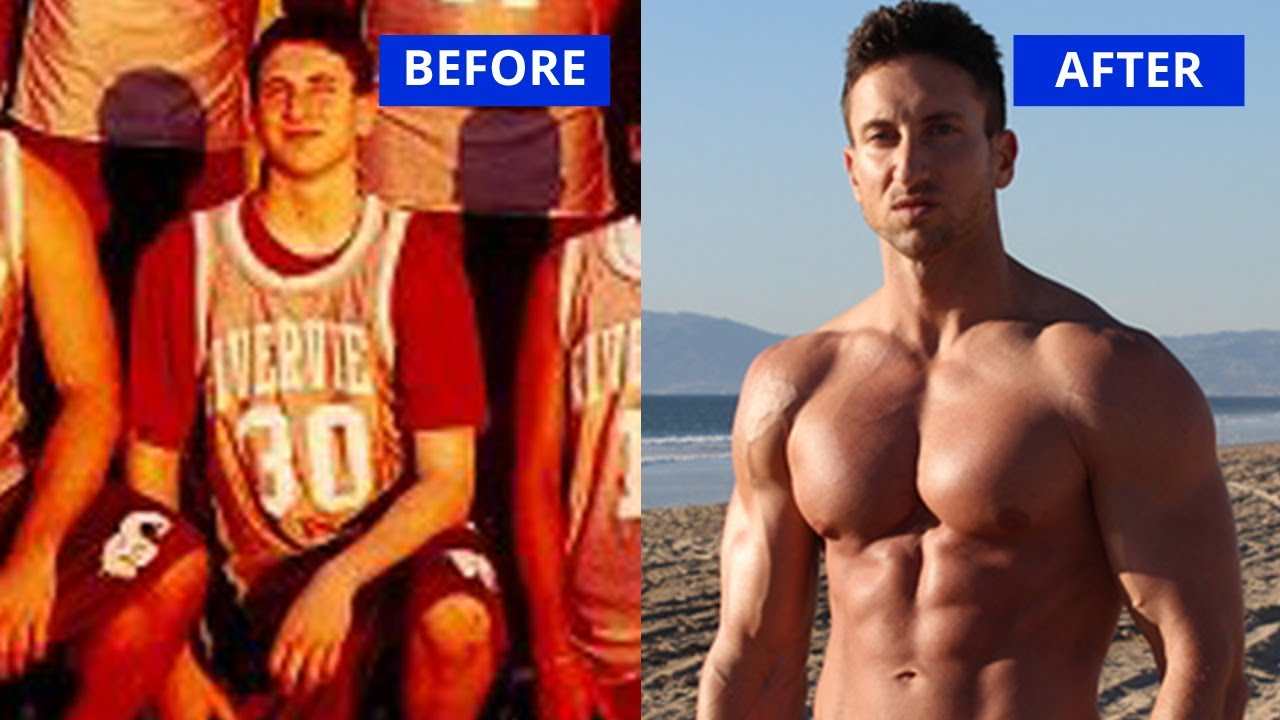 Ectomorph body transformation how i gained 60 pounds of muscle ectomorph body transformation how i gained 60 pounds of muscle weight before after youtube malvernweather Image collections