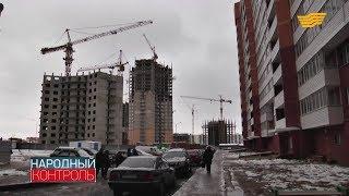 Жители новостройки в Караганде из-за холода в квартирах покидают жилье