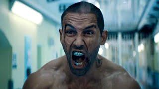 男子在监狱不断被暗杀,被迫成为高手,越狱后疯狂复仇,硬汉动作电影