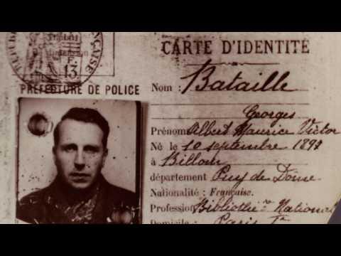 Georges Bataille (1/4) : L'expérience poétique