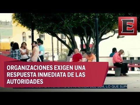 Huyen de Coatzacoalcos por ola de violencia