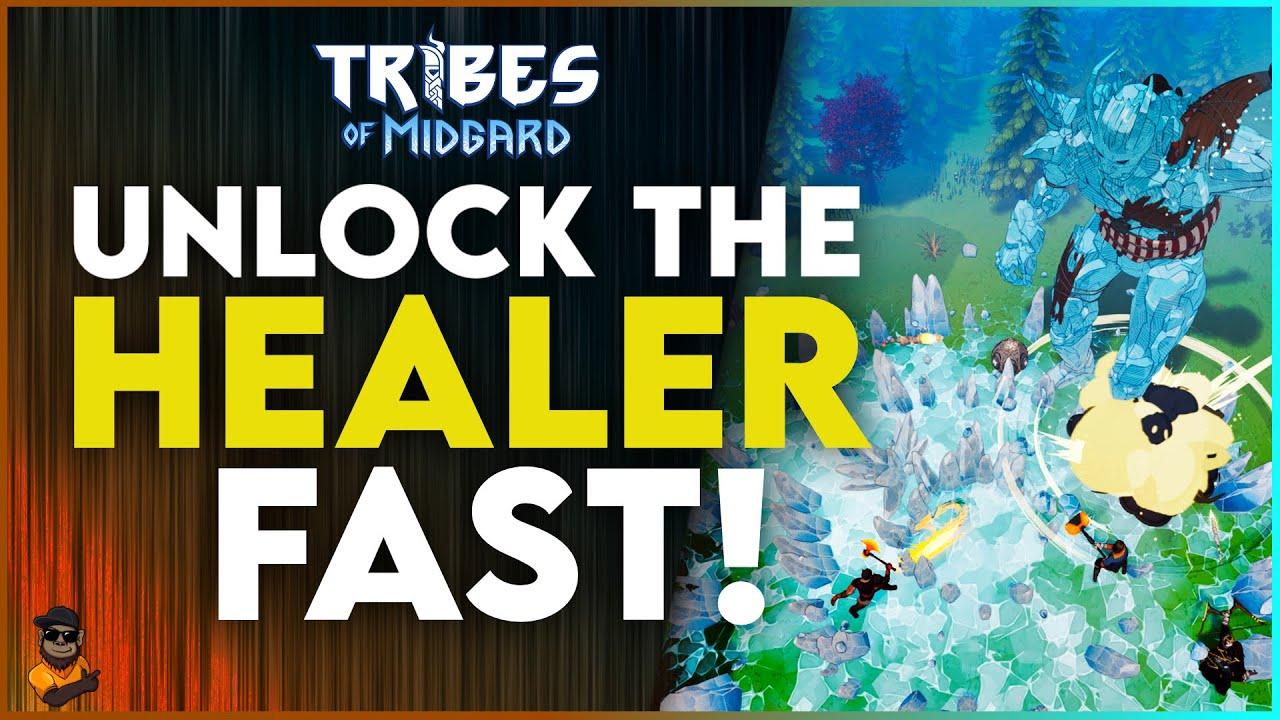 Tribes of Midgard: How to Unlock Classes